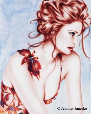 Gorgeous2-頬の華